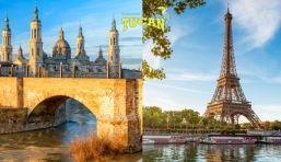 Mudanzas de Zaragoza a París